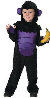Goofy Gorilla Toddler Baby Magical Fantasy Halloween Costume 2T   4T