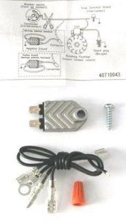 nova ii ignition module instructions