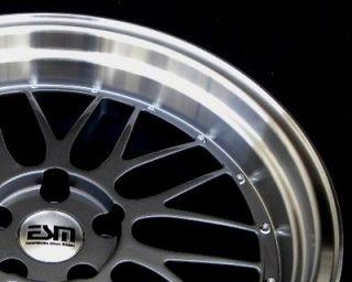 18x8 18x9 18 LM Wheels Rims 5X100 ESM 004 VW SCION SUBARU TOYOTA