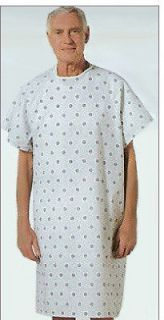 120 hospital patient gown medical exam gowns economy time left