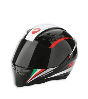 DUCATI CORSE 2013 AGV SKYLINE PEAK HELMET MOST SIZES IN STOCK PERFECT