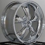 17 inch Wheels Rims Chrome Chevy Camaro Firebird Trans Am 5x4.75 GM