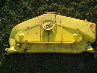 John Deere 140 300 314 316 317 318 garden tractor 48 mower deck