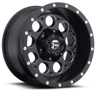 Newly listed 15 FUEL REVOLVER BLACK RIMS & TOYO 33X10.50X15LT OPEN