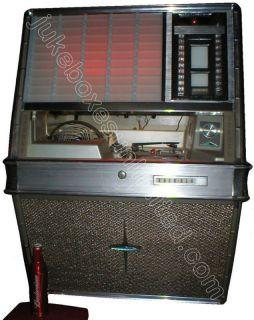 Rowe AMI Jukebox Troubleshooting on PopScreen