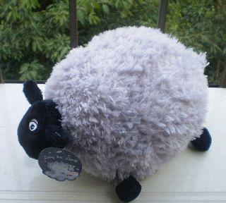 Lovely NICI Gray Shaun The Sheep Stuffed Animal 40 CM Loves gift