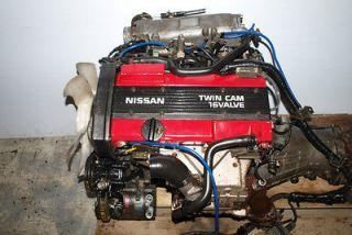 NISSAN 240SX 180SX SILVIA S13 1.8L TURBO ENGINE TRANSMISSION ECU JDM