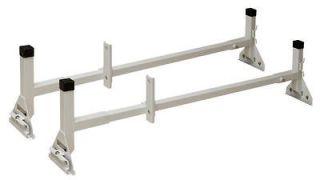 Contractor Truck Van Aluminum Ladder Racks Rack Ford Dodge W/Stainless