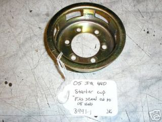 2005 polaris iq 440 starter cup time left $ 14