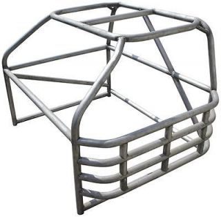 Allstar Roll Bar 8 Point Complete Steel Natural Buick Chevy Oldsmobile