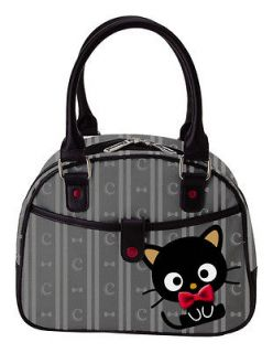 new sanrio hello kitty chococat hand bag purse bowtie one