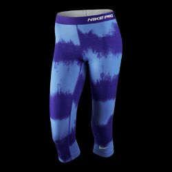 Nike Nike Pro Combat Printed Womens Capri Tights
