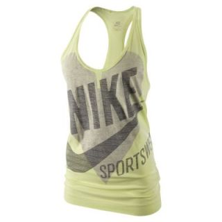 Nike Nike Graphic Racer Womens Tank Top  Ratings