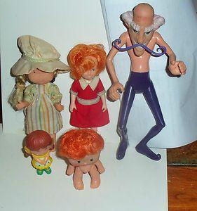Strawberry Shortcake Other 1980s Dolls
