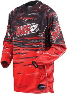 2011 Answer Haze Jersey Red James Stewart Collection Size Adult Large