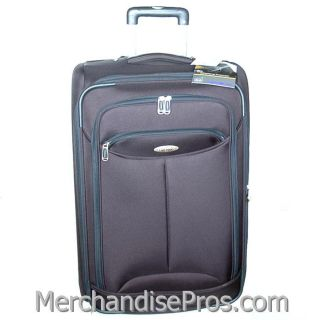 SAMSONITE 25 WHEELED UPRIGHT SUITCASE LUGGAGE NEW NEW WITH TAGS