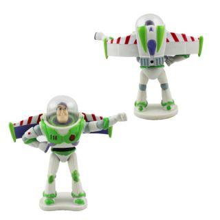 2X Disney Toy Story Woody Buzz Authentic Figure Set