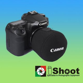 4U★SOFT★CAMERA Lens Sleeve∥hat∥cap∥cover❤canon DSLR SLR