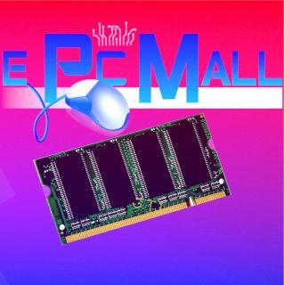 SODIMM PC 2700 333MHz Laptop Notebook Memory RAM 512 MB PC 333