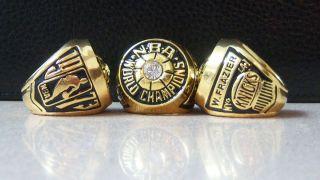 Vintage New York Knicks 1973 NBA World Championship Replica Ring