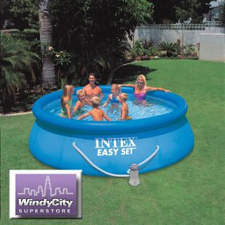 12 x 36 Intex Easy Set Above Ground Swimming Pool Pump