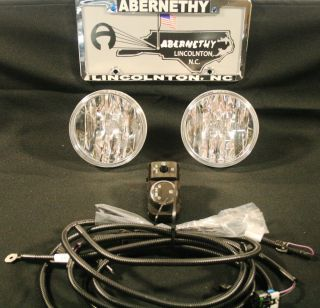 2007 2012 GMC Sierra Fog Lamp Kit by Gmfits 1500 2500 and 3500 Models