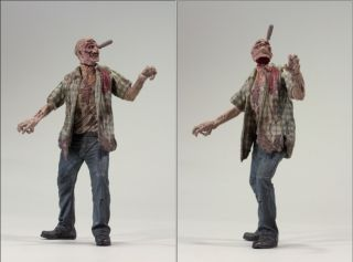 The Walking Dead AMC TV Series 2 RV Zombie Action Figure 5 Inch