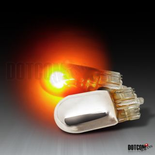 Acura  Review on Acura On Acura Nsx Mdx Chrome Side Marker Amber Lighting Bulbs 12v 5w