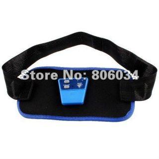 AB Gymnic Electronic Muscle Massage Arm Leg Waist Massage Belt
