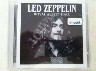 LED Zeppelin Live at The Royal Albert Hall