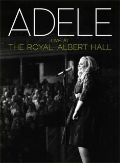 Use Registered Mail Adele Live at The Royal Albert Hall DVD CD 2011