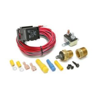 Painless Performance Dual Activation Electric Fan Relay Kit 30114