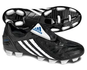Adidas Predator Absolion PS TRX FG Soccer Cleats 909682 Blk Wht Blu