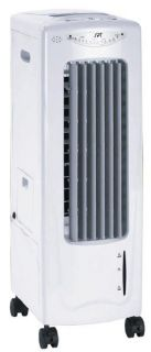 Portable Evaporative Air Cooler Ionizer Conditioner