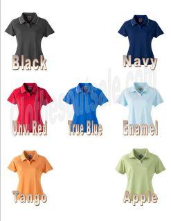 Adidas Golf ClimaCool Ladies Mesh Polo Shirt Any CLR Sz