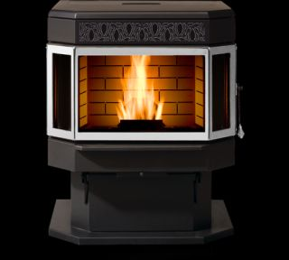 st croix afton bay pellet stove a modern pellet stove with a classic