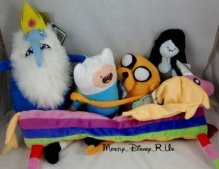 Adventure Time With Finn & Jake Plush Marceline Ice King Lady Ranicorn