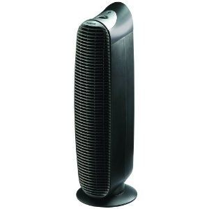 Honeywell Tower Air Purifier Permanent HEPA Filter Smoke Clean Home