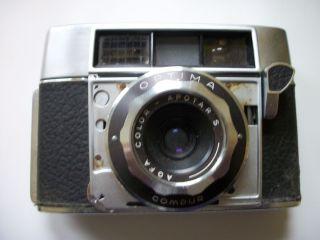 Vintage Agfa German Camera w Leather Case