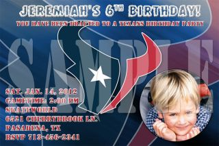 Arizona Diamondbacks Custom Birthday Party Invitations Personalized