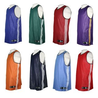 Assorted NBA Adidas 3Stripe Fusion Blank Jerseys  Many Colors & Sizes