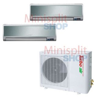 9000 12000 21000 Turbo Air Conditioner Heat Pump TAS 21MVHN O