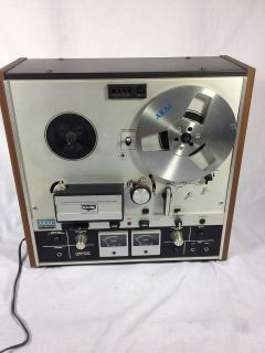 Vintage Akai GX 220D Reel to Reel Tape Player Recorder