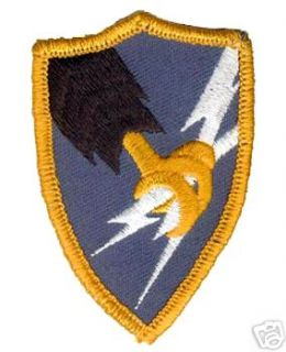 Vietnam US Army Security Agency ASA Group Vietnam Patch