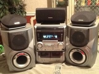 AIWA Stereo systemEXC CONDtape deck, Cd player/RadioReally Nice