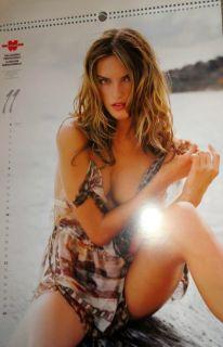 Wurth Swimsuit Calendar Alessandra Ambrosio Valentina Zeliaeva Models