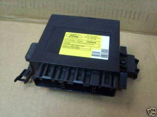 Ford Focus Anti Theft ECM Control Module Alarm System