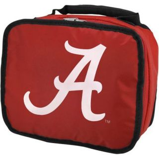 Alabama Crimson Tide Crimson Insulated Lunch Box