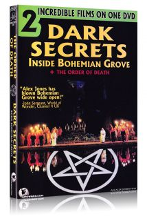 Inside Bohemian Grove Dark Secrets Combo DVD by Alex Jones