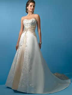 E19 Wedding Bridesmaid Dress Party Prom Bridal Gown